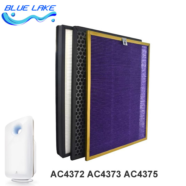 Original OEM,For AC4372/AC4374 filter sets,Formaldehyde filter/Activated carbon filters/Hepa,AC4151+4153+4154,Air purifier parts original oem ac4183 activated carbon formaldehyde filter size 375x430x10mm for ac4090 air purifier parts