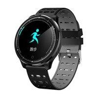 Smartwatch Для мужчин Для женщин сердечного ритма крови Давление монитор спортивные деятельность трекер сна Фитнес Smart Watch IP68 Водонепроницаемый ...