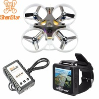 Indoor TINY GT8 PNP RX2A PRO Brushless 2S Racing Drone Frsky Flysky RX FS I6 TX FPV Goggles Watch Apron RC DIY Aircraft Full Set