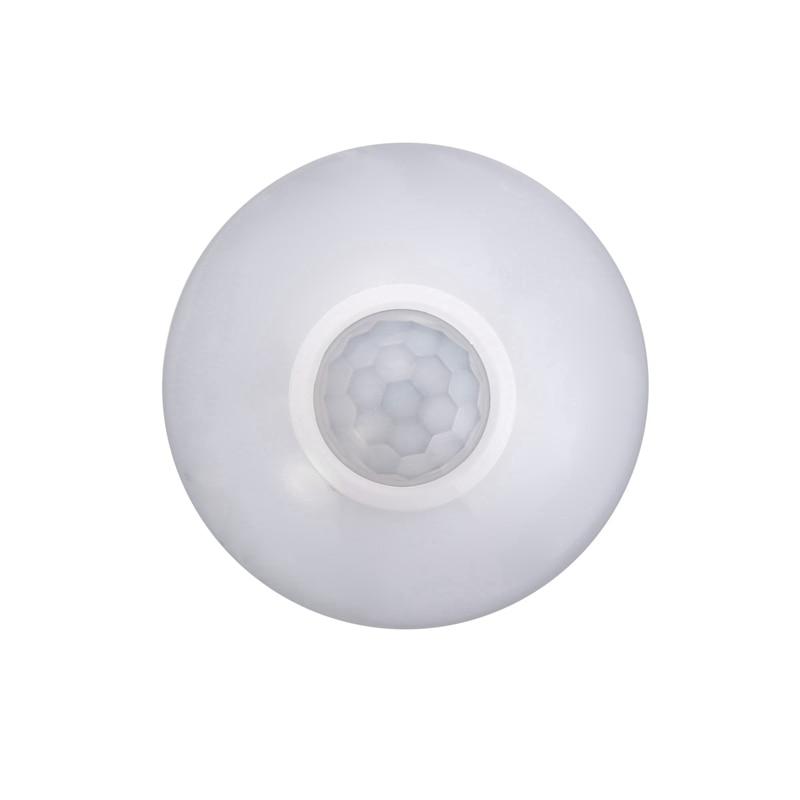 ARILUX E27 LED Light Bulb 2835SMD PIR Motion Sensor/Light Control Smart LED Lamp Auto On/Off Lamp 12W AC100-240V