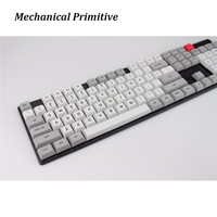 English Version DSA Granite Keycap 108 Keys PBT Keycap Dye Sublimated Keycaps For Mechanical Gaming Keyboard