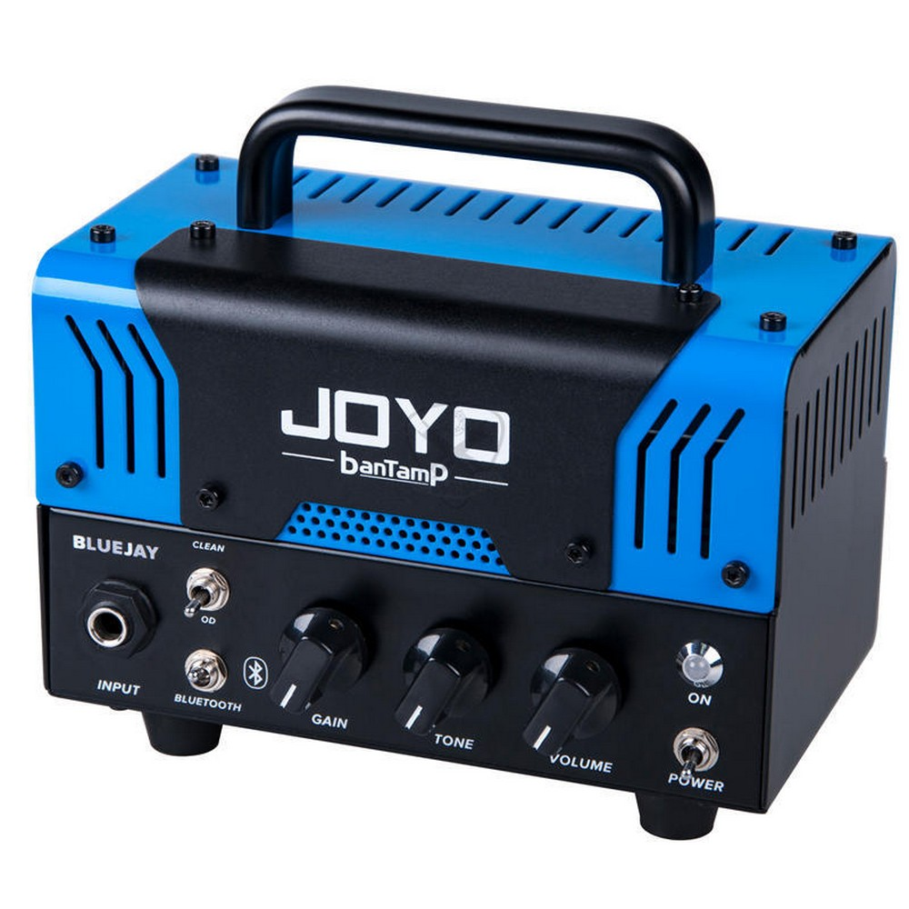 JOYO Electric Guitar AMP Amplifier Tube Multi Effects Preamp Portable Mini Speaker Bluetooth banTamP Guitar Parts Accessories - 4