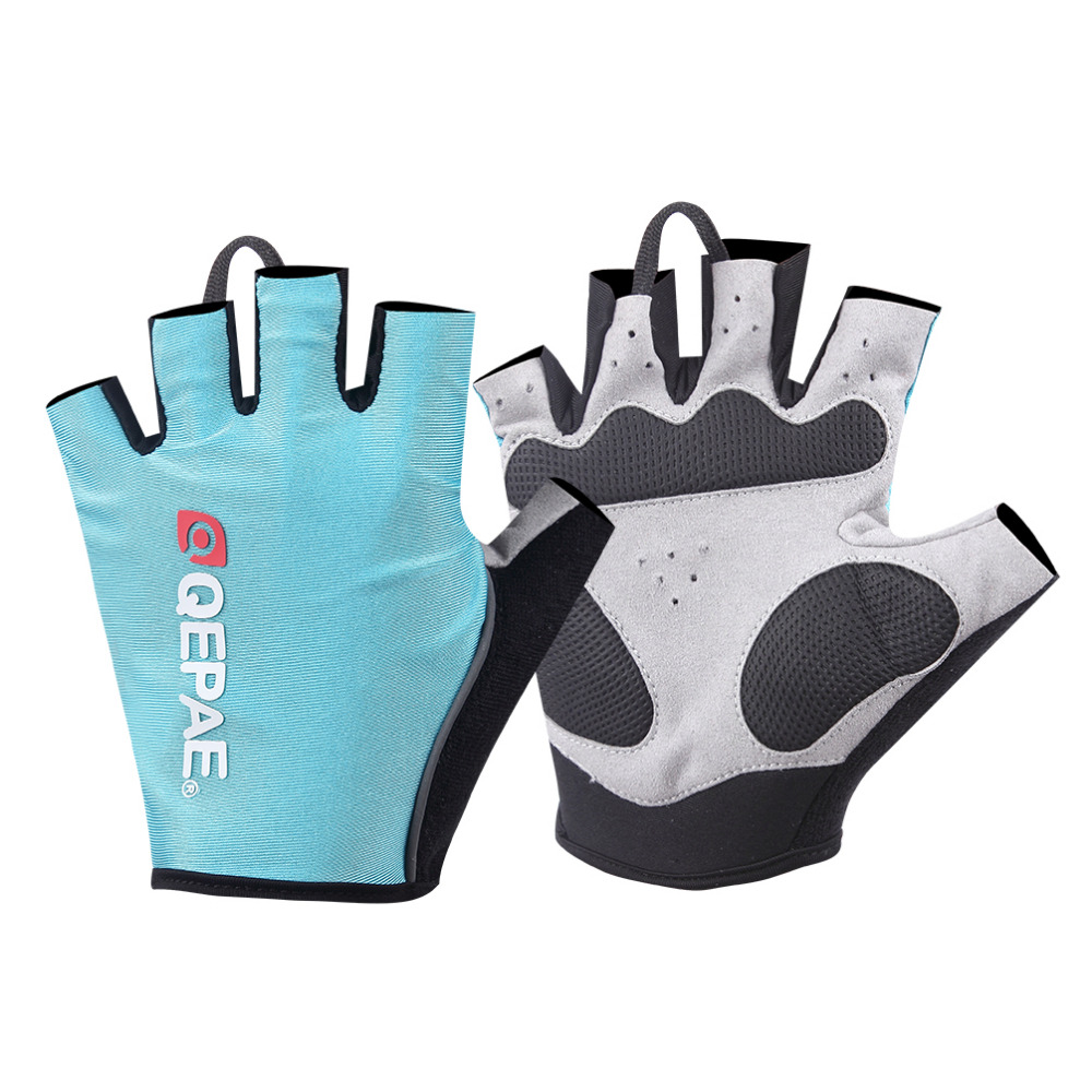 Bike Gloves Gel Women Short Finger Cycling Gloves Half Finger Pad Lycra Guantes Ciclismo Breathable Outdoor Motorbike Bicycle racmmer cycling gloves guantes ciclismo non slip breathable mens
