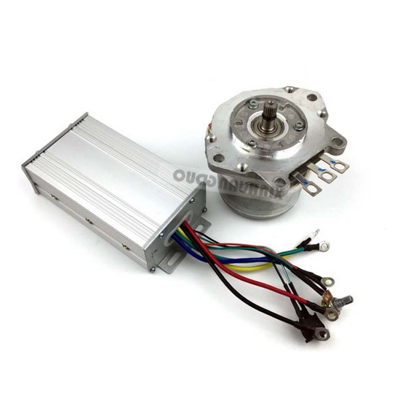 High torque 3 8N m 12V 24v DC motor DC high power 600w resolver brushless servomotors