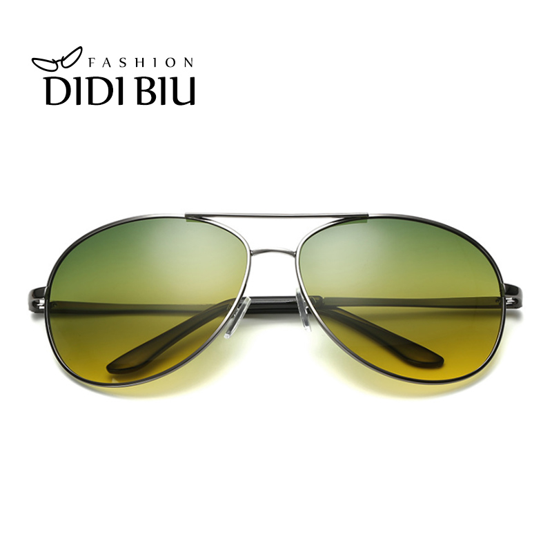 39003332ca Aliexpress.com   Buy Day Night Vision Glasses Multifunction Polarized Sunglasses  Men Driving Big Sun Glasses Driver Goggles Gradient Oculos HN1057 from ...