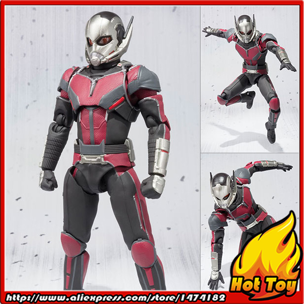100% Original BANDAI Tamashii Nations S.H.Figuarts (SHF) Action Figure - Ant-Man from Captain America: Civil War victorian america and the civil war