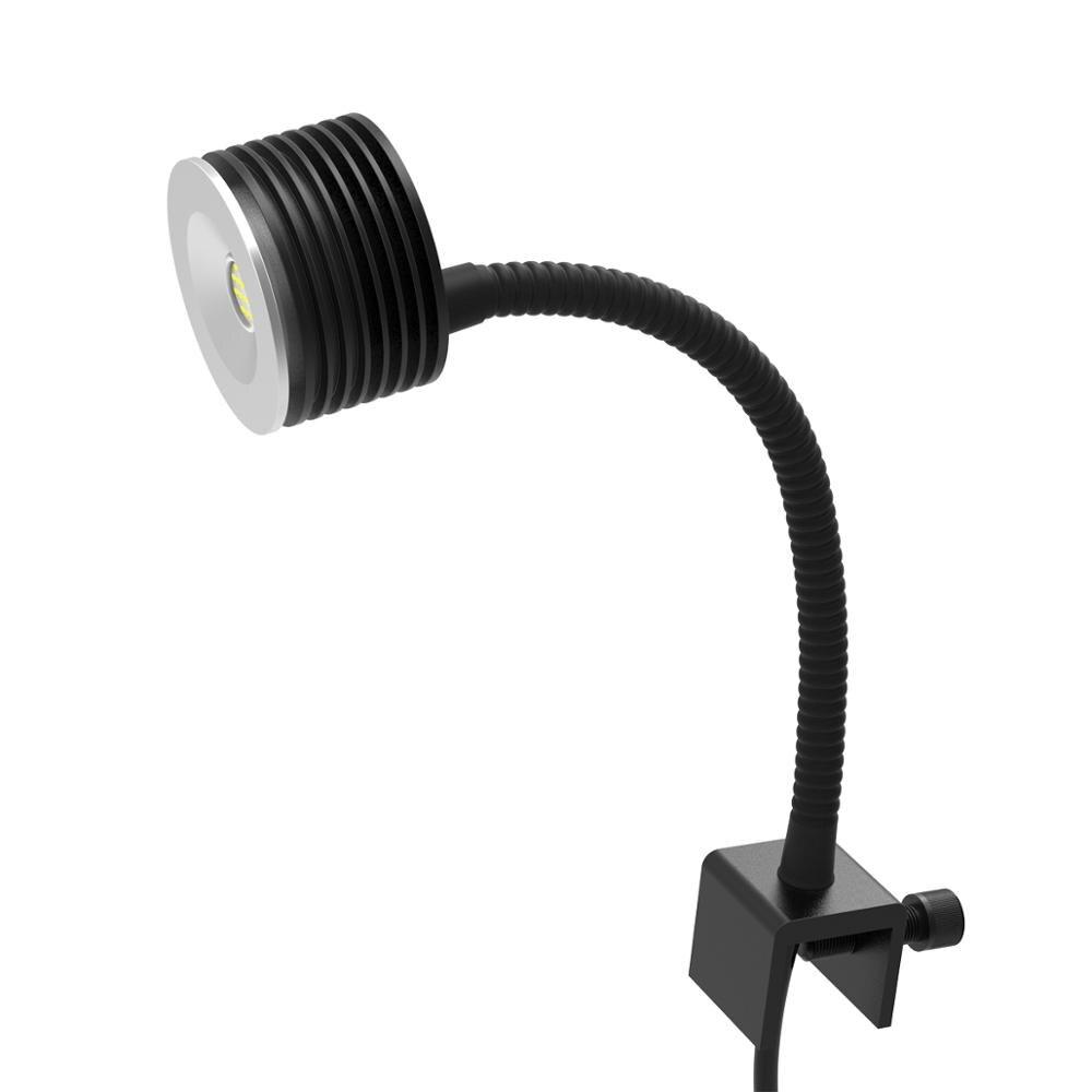 Lumière de réservoir de poisson d'eau douce Led pour Aquarium pêche lumière de réservoir d'usine lumière 15W Dimmable lampe Asta 20