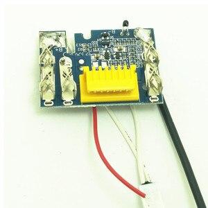 Image 5 - For Makita 14.4V 1.5Ah 3.0Ah 4.5Ah BL1430 Li ion Battery PCB Circuit Board BL1460 BL1415 BL1440 BL1445 Charging Protection