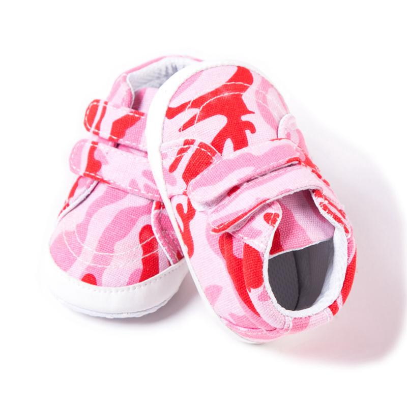 c603c7448f31a Best buy Fashion Canvas Camouflage Baby Shoes Winter Warm Kids Soft Sole  First Walker Toddler Pink Boys Girl Footwear for 0 1 Year Old online cheap