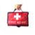 Portátil 21 tipos conteúdo 52 pcs carro seguro de sobrevivência ao ar livre kit de primeiros socorros de viagem camping caminhadas pacote de tratamento de emergência médica
