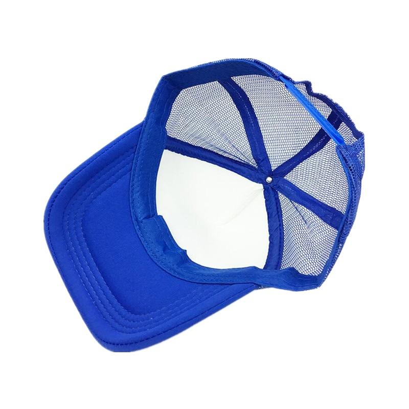 0def690b04843 Hat size  56-60cm. Unisex Women Men Baseball hat Curved Bill BLUE PINE TREE  Dipper Gravity Falls Cartoon Mesh Golf Cap