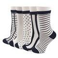 5 Пар/лот Другой Стиль Кружева Прозрачный Кристалл Женщин Носки Comfy Sheer Шелковый Летний Стиль Носки