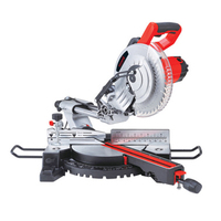 10 Inch Sliding Compound Miter Saw & 255mm Miter Saw 1800W 220 240v/50hz 10 Circular Saw Cutting Mluminum Machine