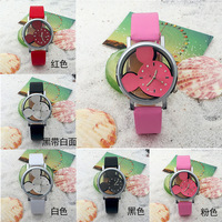 Children Watches Women Girl Cartoon Watch Newest Fashion Luxury Lovely Dial Quartz Wrist Watches Ladies Wristwatch