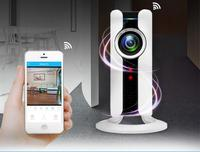 720P Wireless Mini IP Camera 180 Degree Wide View Fisheye Panorama Security Video Surveillance Camera P2P