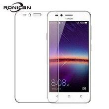 9 שעתי מזג זכוכית עבור Huawei Y3 השני Y3II מגן סרט מסך מגן עבור Huawei LUA L21 LUA L22 U22 L02 l03 LUA L21 Sko