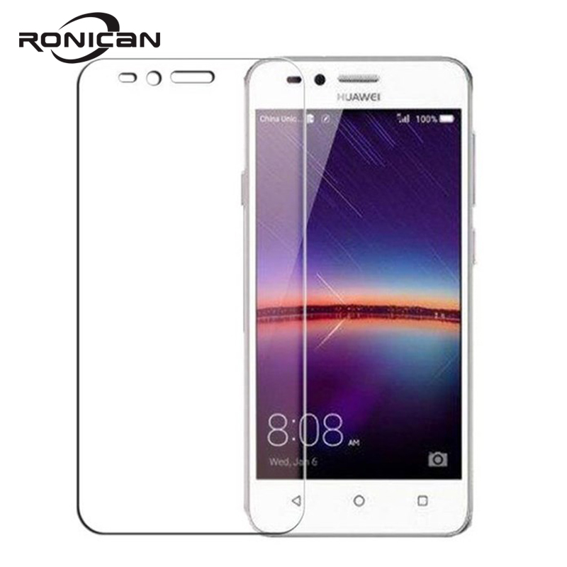 9H Tempered Glass For Huawei Y3 II Y3II Protective Film Screen Protector For Huawei LUA-L21 LUA L22 U22 L02 L03 LUA L21 Sko