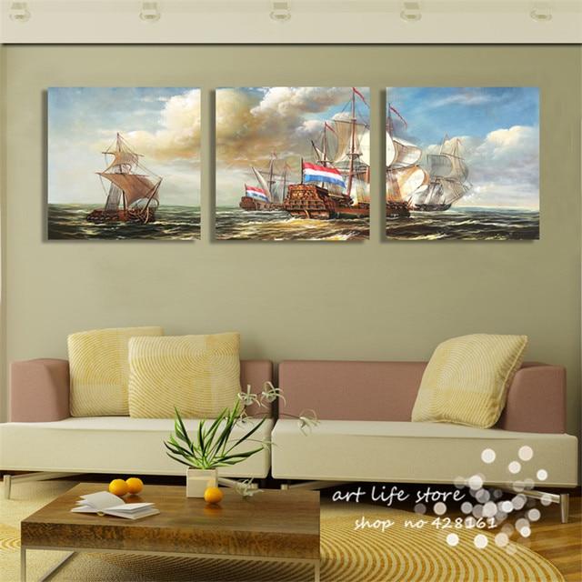 3 Panels Moderne Kunst Malerei Wohnzimmer Künstler New Design Neue Kunst  Bild Farbe An Der Wand
