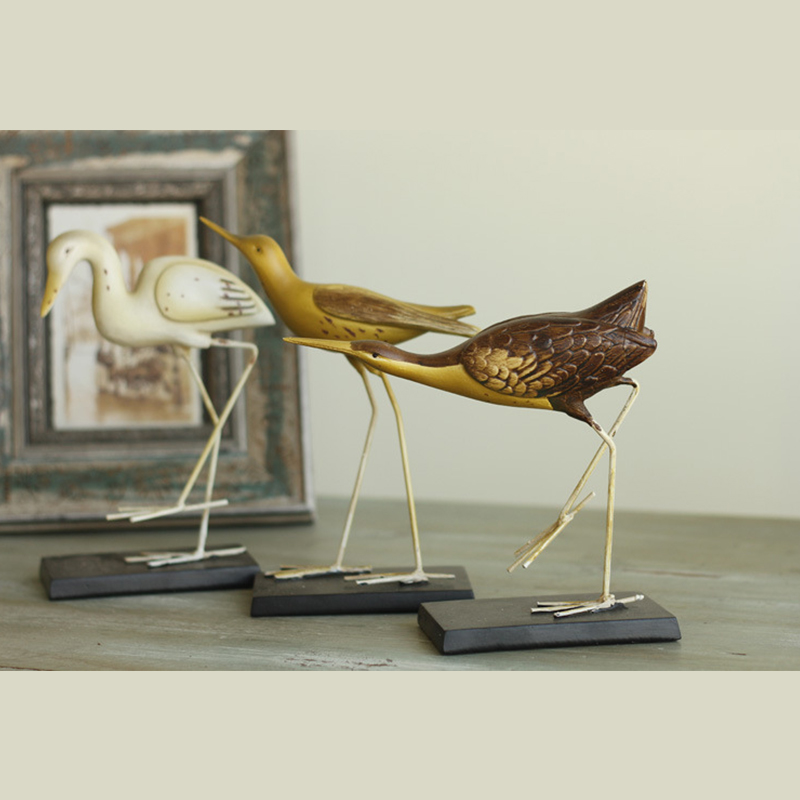 Resin Figure New 2016 Decorative Painted Animal Sculpture Home Rhaliexpress: Sculpture Home Decor At Home Improvement Advice