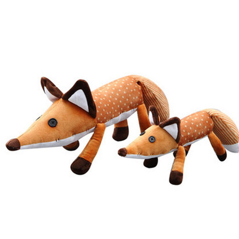 Other Animated Characters Collectibles Animation Characters Lovely Movie The Little Prince Le Petit Prince Fox Plush Doll Puppet Toy 50cm Zsco Iq