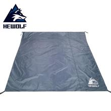 Hewolf 195*195cm/200*145cm Camping Mat Ultralight Folding Outdoor Hiking Beach Blanket Picnic Portable Waterproof Tent Tarp