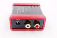 12 12V DC ワイヤレス Bluetooth オーディオレシーバーボックス RCA 車のスピーカーアンプ変更