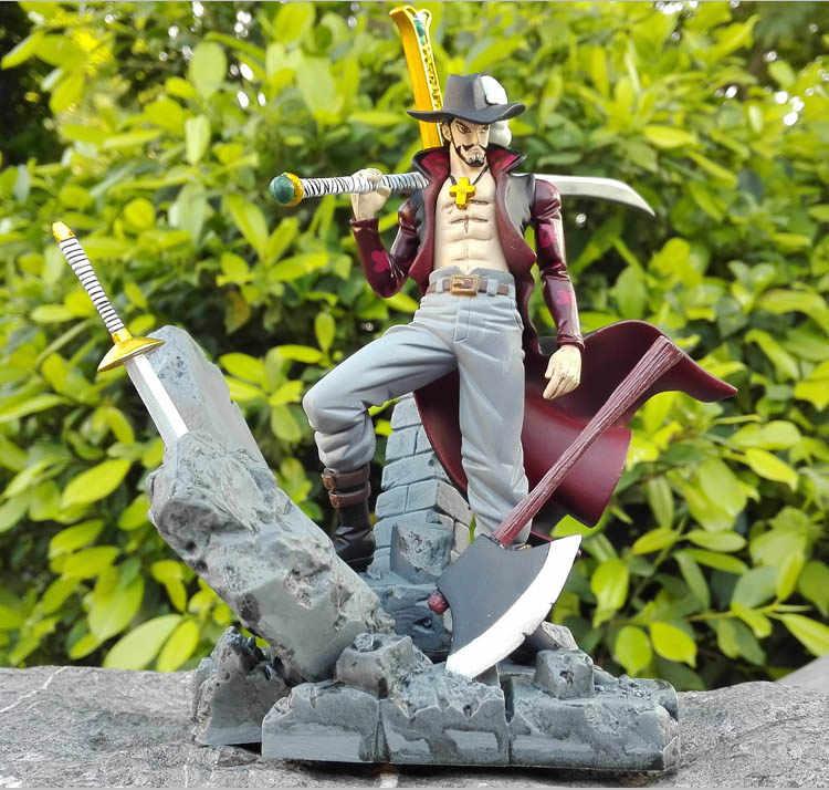 Ace Sabo LUFFY Anime japonês Uma Ação Pedaço Figura de Ação Zoro Mihawk Figura Hancock Lutando Brinquedo Modelo Onepiece Nami Sanji
