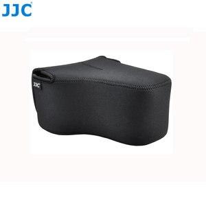 Image 3 - JJC 카메라 케이스 파우치 캐논 EOS RP R Nikon Z5 Z7 Z6 Z50 소니 A7R IV A7R III A7S II 후지 Fujifilm X T3 X T2 X T1 XT3 XT2