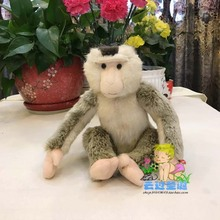 Big Baboons Toy  Simulation Wildlife Large Dolls Cute Stuffed  Animals Toys Birthday Gifts Pillow Ra're