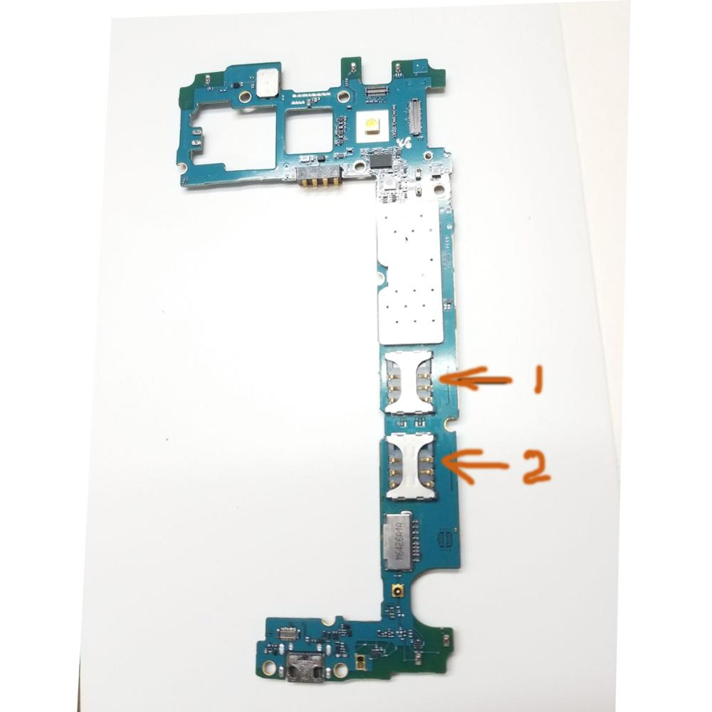 Main Motherboard Unlocked For Samsung Galaxy J5 J510FD (dual Card)