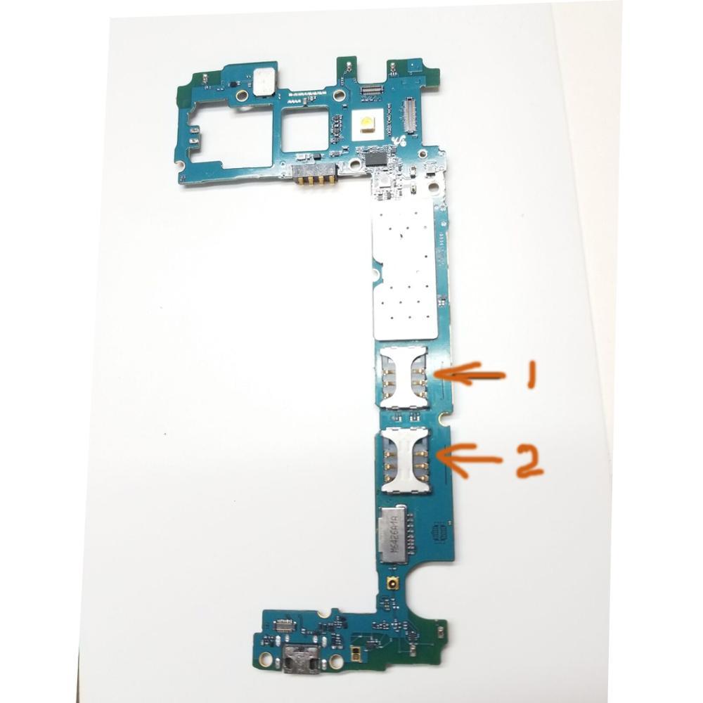 Main Motherboard Unlocked For Samsung Galaxy J5 J510FD (dual Card)