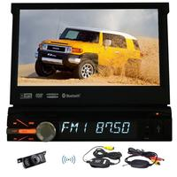 Vehicle Headunit Multimedia GPS Autoradio Electronics MP5 DVD Player In Deck Car Video Stereo Single Din
