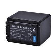 Batterie pour Panasonic 3900mAh, 1 pièce, VBT380, VBT190