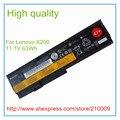 Baterías de Portátiles originales para X200 X200S X201 X201S X201I 42T4648 de $ number celdas de la batería 11.1 V 57WH 42T4535