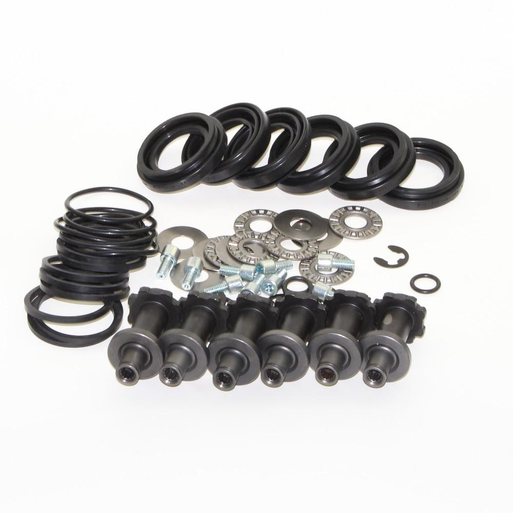 6pcs 12 Torx Hand Brake Servo Motor Caliper Connection Screw Repair components For TIGUAN SHARAN PASSAT CC B6 B7 A4 A5 32326315