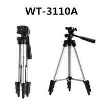 WEIFENG WT3110A Tripod With 3 Way HeadTripod For Nikon D7100 D90 D3100 D5200 DSLR Sony NEX