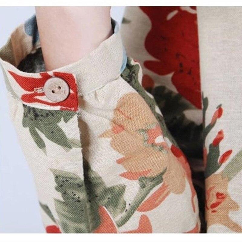 Gjsxyl 2018 новый для беременных женщин модное платье цветок белье хлопок v-образным вырезом Свободные повседневные платье для беременных Новый