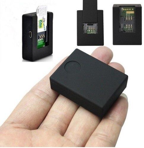 Mini espía GSM Tracker localizador dispositivo N9 audio Monitores personal incorporado Antenas GPS de alta sensibilidad omnidireccional de 360 grados