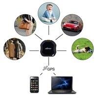Mini Waterproof SPY GSM GPRS GPS Tracker Vehicle Bike Car Real Time Tracking Tool for Child Car Pet Old TKSTAR
