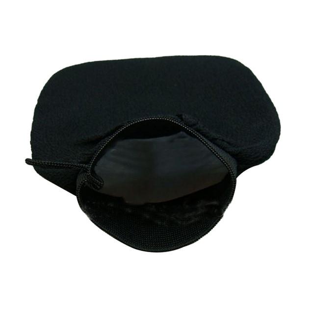 Good Quality 1 PC Magic Black Exfoliator Bath Glove Body Cleaning Scrub Mitt Rub Dead Skin Removal Shower Spa Massage 5