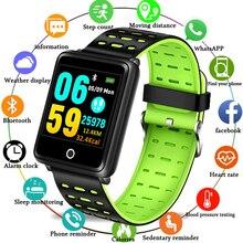 BANGWEI Smart Watch Men Depth IP68 Waterproof Blood oxygen Heart Rate Monitor Calorie Pedometer Information Remind Sport