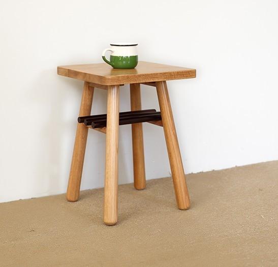 Estilo japonês móveis de madeira maciça de chá mobiliário de carvalho 100% de carvalho quadrada mobília da sala de estar estilo Pastoral