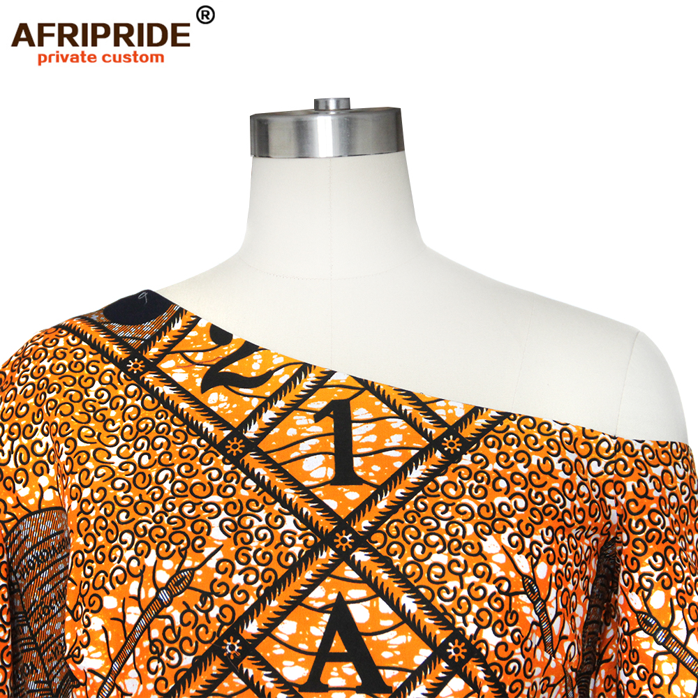 dashiki Last new sleeve