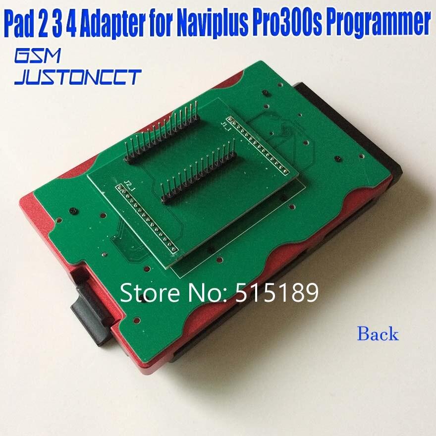 Nouveau boîtier IP Pro 3000 S NAND Flash adaptateur de Module sans retrait pour iPad 2/3/4 5 6 iPad Air 1 2 Naviplus Pro3000s NAND outil de réparation - 5