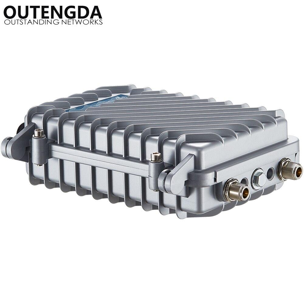 600 Mbps double bande 2.4G & 5.8G extérieur CPE AP routeur WiFi Signal Hotspot amplificateur répéteur longue portée sans fil Point d'accès PoE - 3