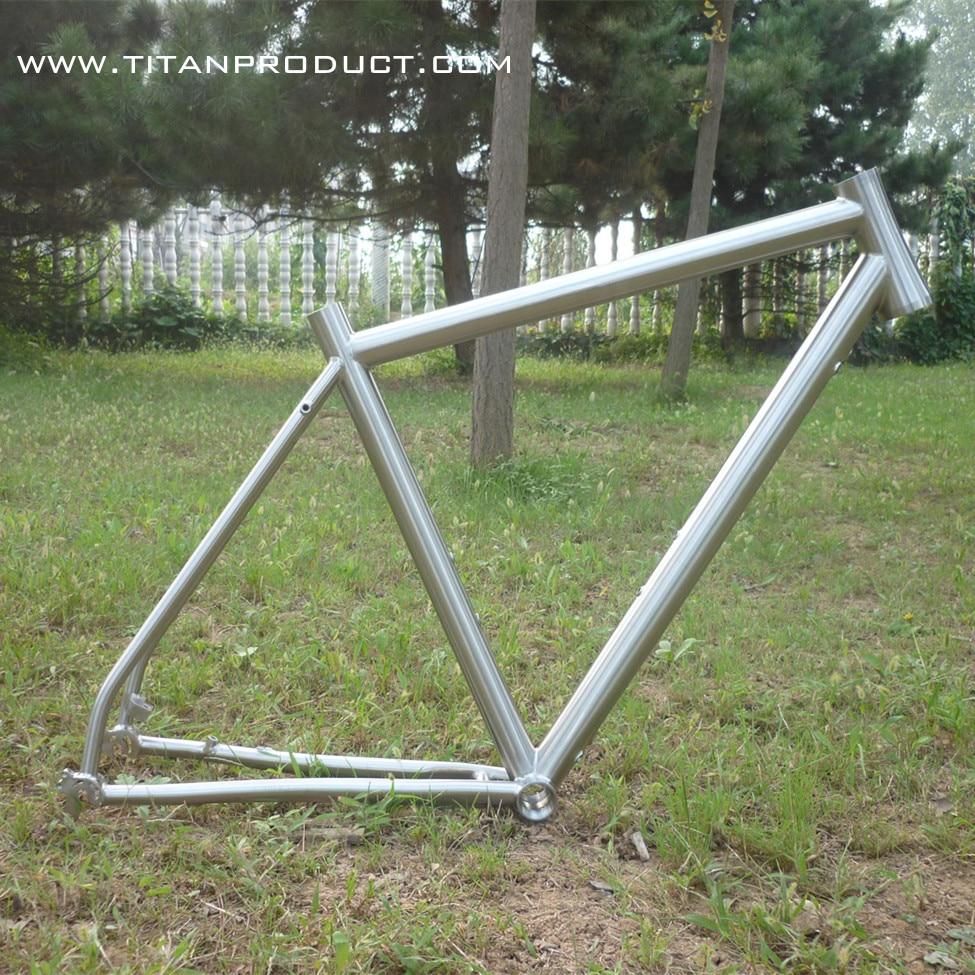 Titan Ti Bikes Rahmen Innen Disc Bremse in Titan Ti Bikes Rahmen ...