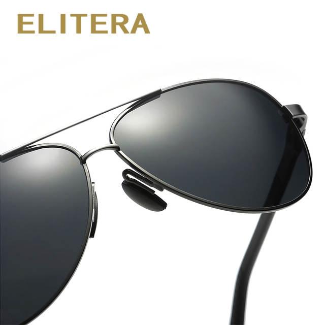 4e8ae95eb3 ELITERA Aluminum Magnesium Brand Polarized Sunglasses Men New Design  Fishing Driving Sun Glasses Eyewear Oculos Gafas