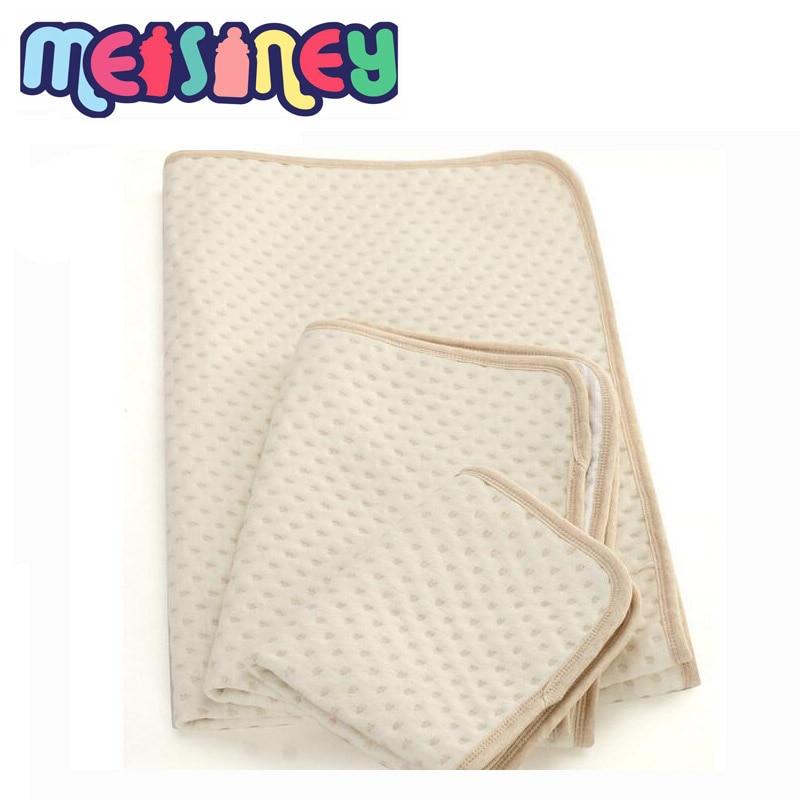 En verano, cojín de la orina del bebé del algodón orgánico - Pañales y entrenamiento para ir al baño