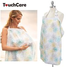 Clearance Breathable Baby Nursing Cover Infant Breast Feeding Large Muslin Cloth Breastfeeding Cover Poncho Maternity Apron(China)