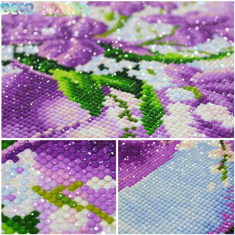 Diy Full Round Resin Kids Diamond Embroidery Painting Rhinestones Kit Angel Of Butterfly A Cartoon Mosaic Decor Good Hobby Gift in Diamond Painting Cross Stitch from Home Garden
